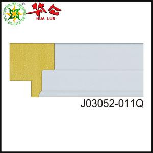 J03052 Series Bulk Cardboard Picture Frame Moulding 5x7 8x10 Photo