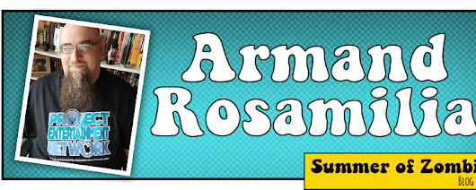 Zombie Fiction … We Ain't Dead Yet - Armand Rosamilia #SummerZombie - Jay Wilburn | Official Author Website