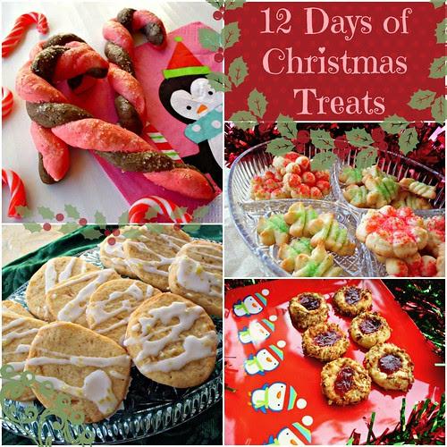 Christmas Treats Title