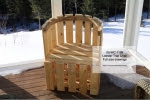 Lobster Trap Chair Woodworking Pattern - fee plans from WoodworkersWorkshop® Online Store - lobster trap chairs,marine,nautical,yard art,plywood,plywoodworking plans,woodworkers projects,workshop blueprints