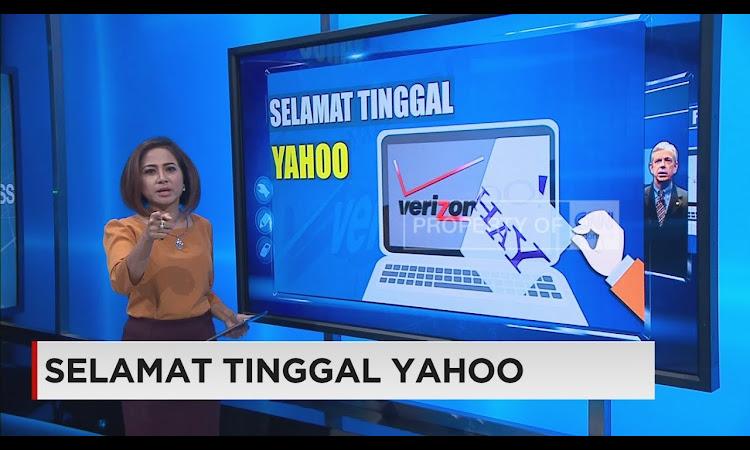 Saham Yahoo di Jual, Selamat Tinggal Yahoo!