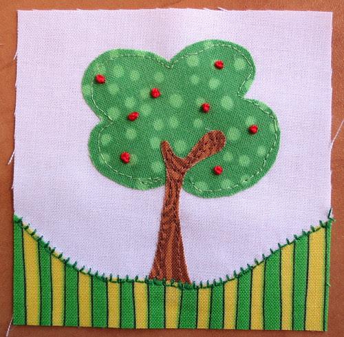 BBC - July - Trees