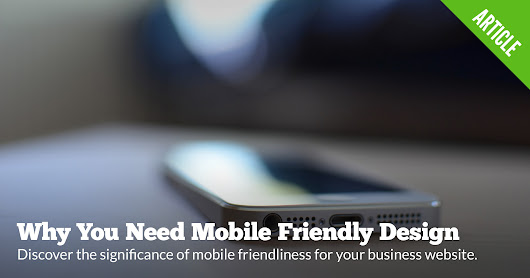 Mobile Design And Your Business