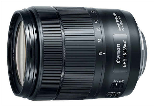 Canon EF-S 18-135mm F3.5-5.6 IS USM and Canon PZ-1 - Bob Atkins Photography