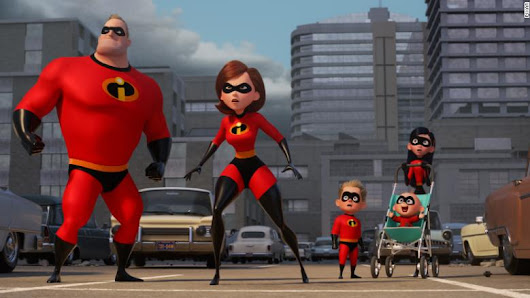 'The Incredibles 2' Arrives With A Trailer We've All Been Waiting For - SocialUnderground