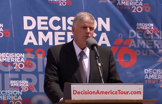 Tennessee: Rev. Franklin Graham's Decision America Tour Draws 7,000 to Jackson