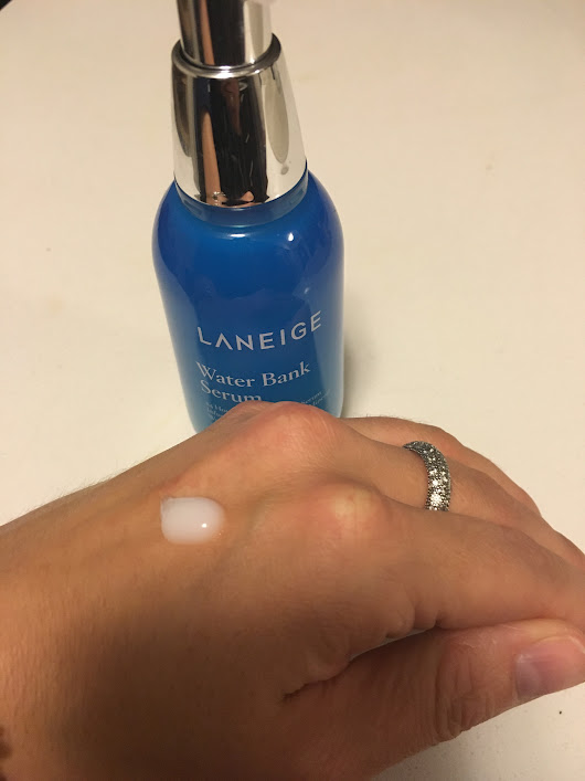 My skin hates the cold! Luckily Laneige has a remedy.