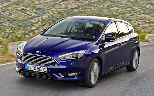 The Ford Focus 2015- Review