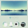 GNOME Shell: Nord by ~0rAX0 on deviantART