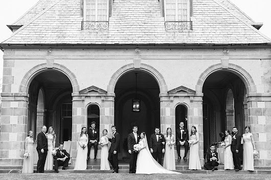 Glen Manor Wedding: Allie and Dale