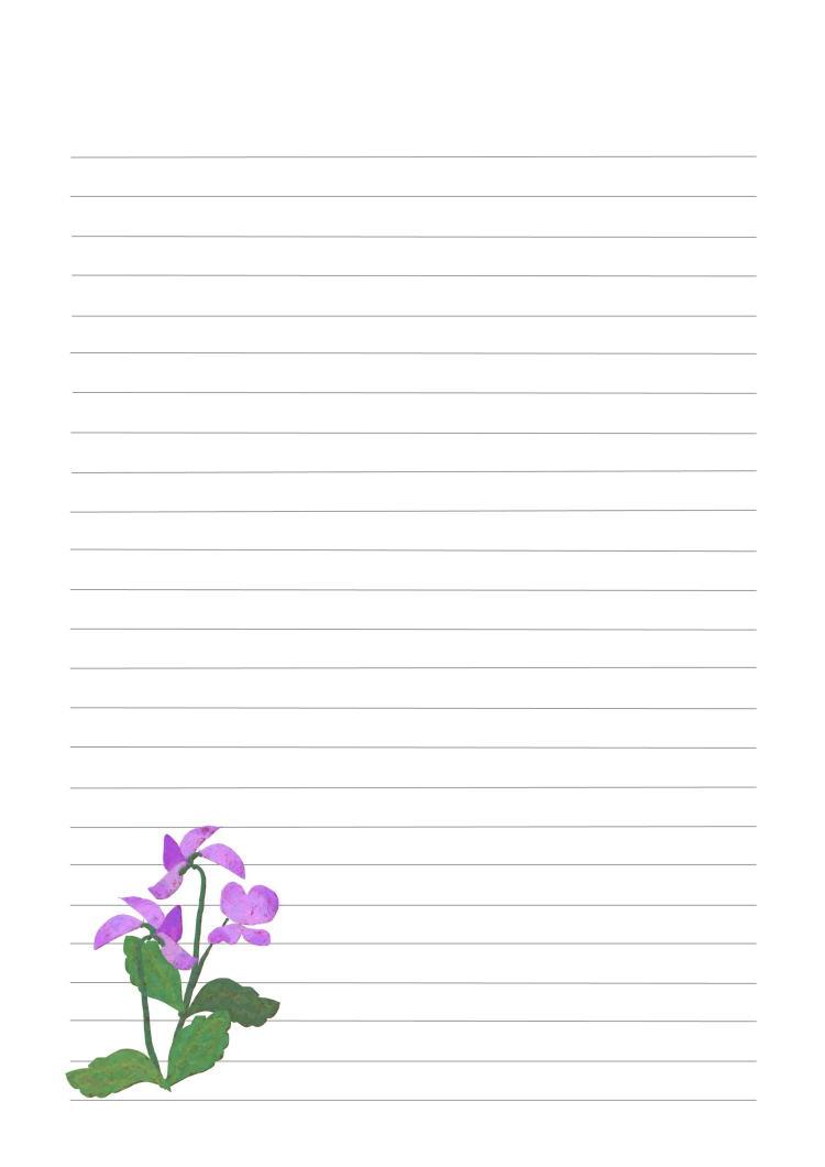 シンプルでスタイリッシュな便箋の無料テンプレート集 Miroom Mag