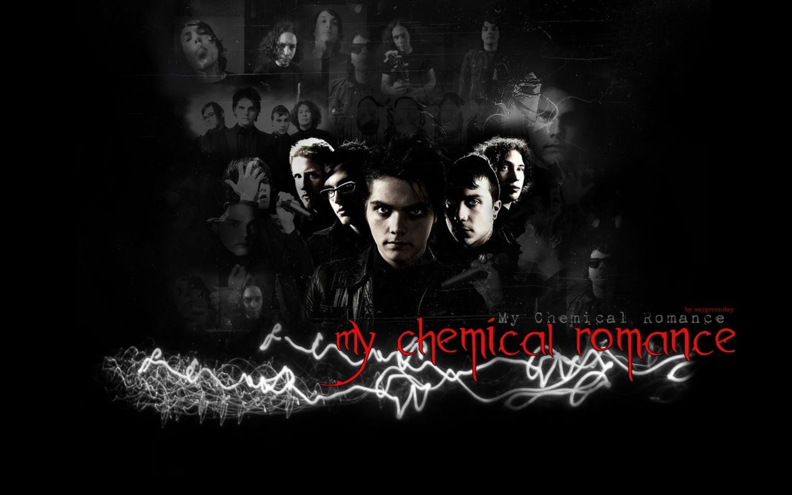 My Chemical Romance Wallpaper 2 My Chemical Romance Wallpaper