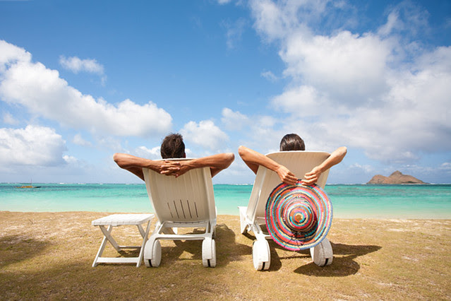couple vacation relax hawaii | Flickr - Photo Sharing!
