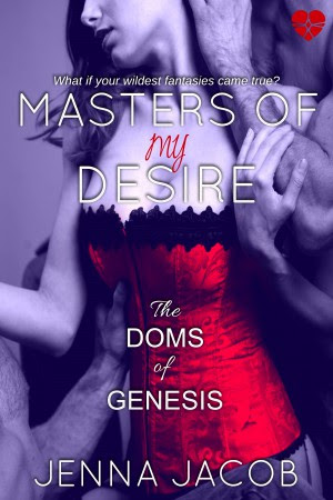 Masters of My Desire Jenna Cover