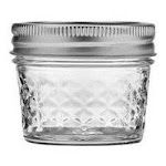 Ball Quilted Jelly Canning Jar 4 Oz.