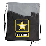 U.S. Army Drawstring Tote Bag