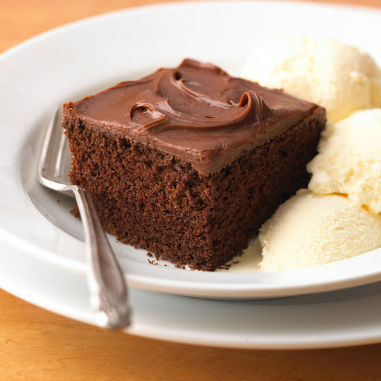 Best-Ever Chocolate Cake