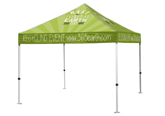 10 Foot Event Tent | Affordable Trade Show Displays