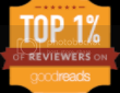 Top 1% of Reviewers on Goodreads