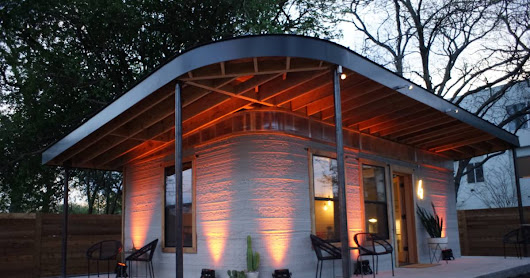Could 3D-printed houses help solve the homelessness problem?
