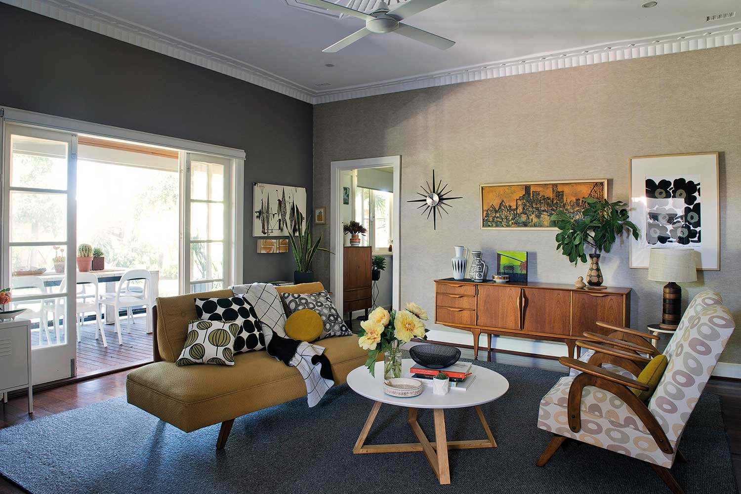 10 No Fuss Ways To Figuring Out Your Mid Century Modern Decorating Home Beautiful Magazine Australia