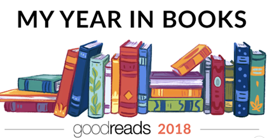 My year in books {2018} - Day to Day Life