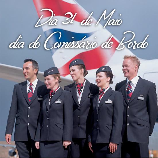 Dia da Aeromoça e do Comissário de Bordo Imagem 3