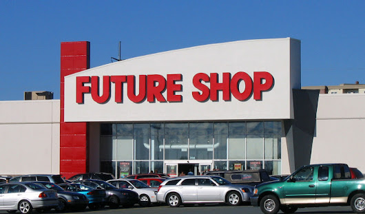 Future Shop is Now the Past - TechBeat