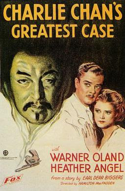 Charlie Chan's Greatest Case