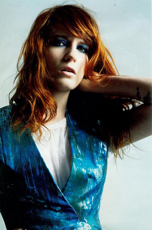 best color to wear for redheads