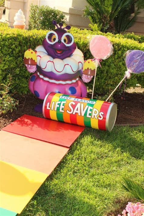 Kara's Party Ideas » Candyland Candy Land themed birthday