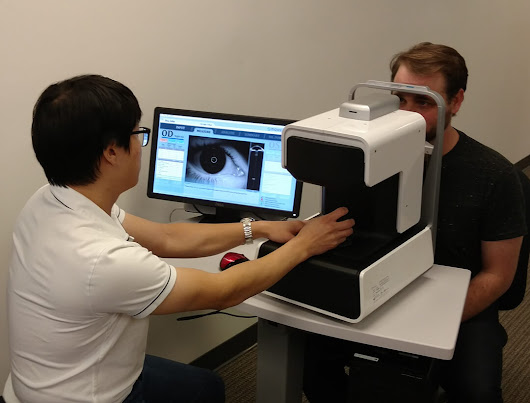 Argos SS-OCT Biometer - The Most Advanced Optical Biometer Available
