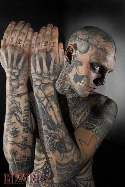 Tattoo Websites Glasgow Skeleton Hand Tattoos Pics Design Your Own