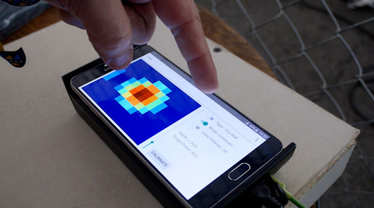 A New Sensor to See Through Walls | Make:
