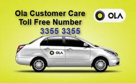 Image result for Ola Cabs Toll Free Number