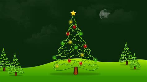 christmas tree wallpapers high quality