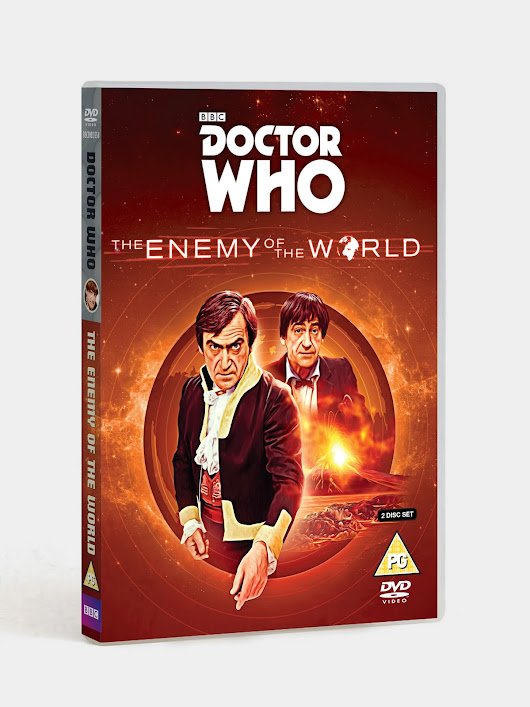 "DVD di ""The Enemy of the World"" 