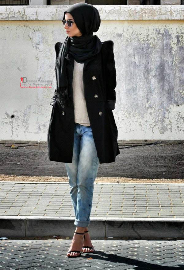 Latest Hijab Fashion Styles 2018 for Girls and Types of ...