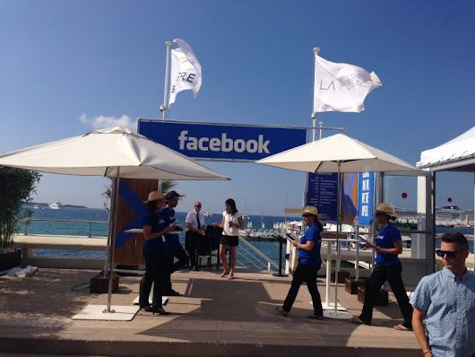 Silicon Valley invades and transforms Cannes Lions, advertising's biggest dealmaking party