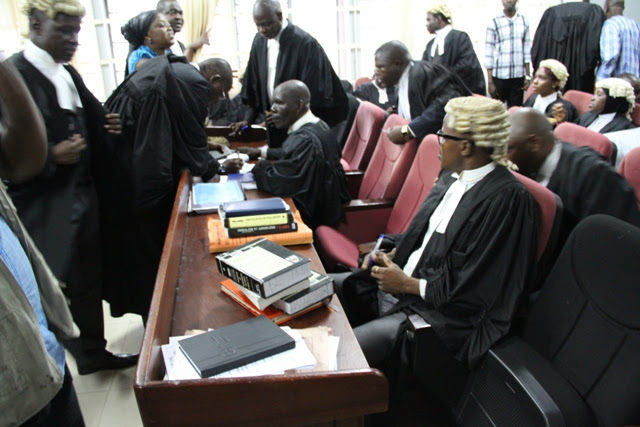 Image result for images of courtroom in nigeria