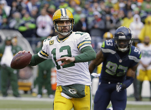 Green Bay Packers QB Aaron Rodgers wins second NFL MVP award