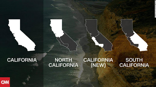 3 Californias? The initiative to break up the state may be on the ballot in November - CNN