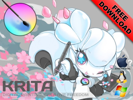 Update 11: Lots and lots of bugfixes... · Krita: open source digital painting | Accelerate Development