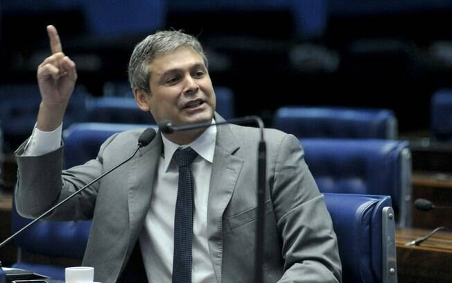 O senador Lindbergh Farias (RJ) é uma das indicações do PT para compor a comissão do impeachment no Senado. Foto: Geraldo Magela/Agência Senado - 19.2.16