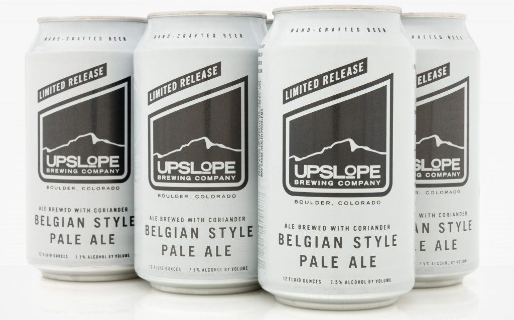 upslope belgian style pale ale 6 pack