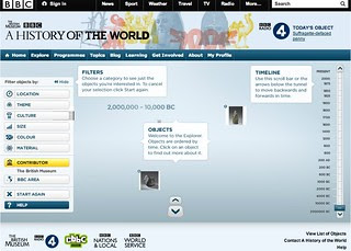 BBC - A History of the World - Contributor - The British Museum