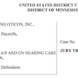 GN ReSound Loses A Battle But Insists It Will Win Global Patent War With Oticon