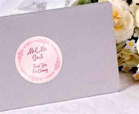 Personalised Wedding Stickers Custom Printed Buy Online