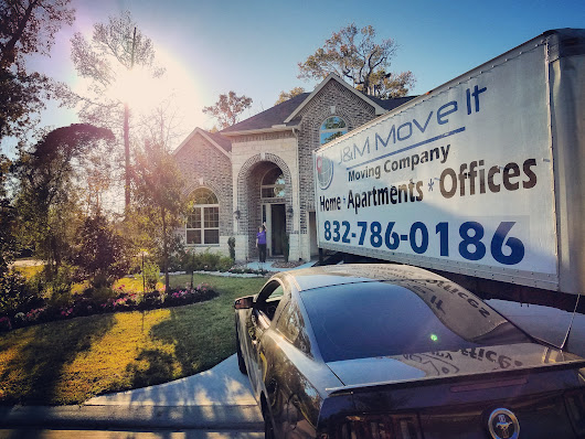 Texas Move It - Houston Professional Movers