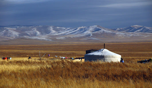 Mongolia may be spearheading a three-word address revolution